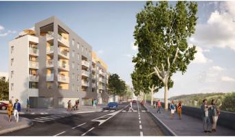 Givors programme immobilier rénové « View » en loi pinel