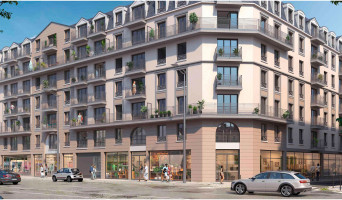 Athis-Mons programme immobilier neuve « Le Marigny »  (2)