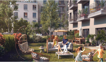 Athis-Mons programme immobilier neuve « Le Marigny »  (3)