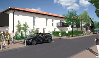 Vayres programme immobilier neuve « Verdot »  (2)