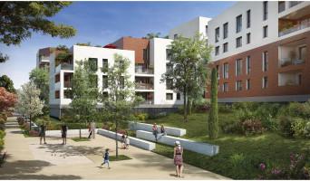 Toulouse programme immobilier neuve « 252 Faubourg 2 »