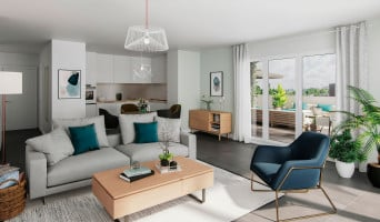 Toulouse programme immobilier neuve « 252 Faubourg 2 »  (4)