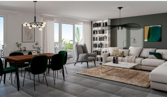 Toulouse programme immobilier neuve « 252 Faubourg 2 »  (5)