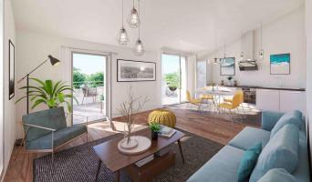 Neuilly-sur-Marne programme immobilier neuve « Côté Jardin » en Loi Pinel  (4)