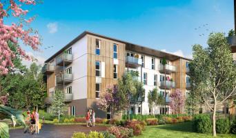 Malaunay programme immobilier neuve « Les Jardins de l'Arche »
