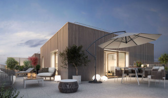 Meudon programme immobilier neuve « Quintessence » en Loi Pinel  (4)