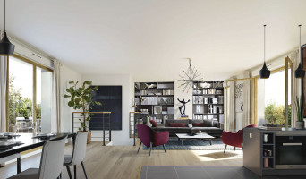 Meudon programme immobilier neuve « Quintessence » en Loi Pinel  (5)