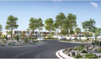 Villeneuve-de-la-Raho programme immobilier rénové « Côté Lac » en loi pinel