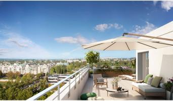 Rueil-Malmaison programme immobilier rénové « Sensations » en loi pinel