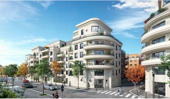 Saint-Ouen-sur-Seine programme immobilier neuve « L'Atelier - Upside » en Loi Pinel  (3)