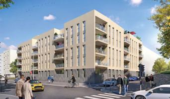 Villefranche-sur-Saône programme immobilier rénové « Jardin Ampère » en loi pinel