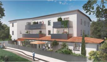 Rouffiac-Tolosan programme immobilier neuve « Le Clos du Loup »