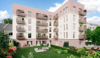 Villepinte programme immobilier neuve « Côté Village »