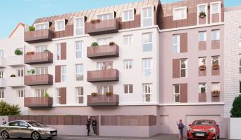 Villepinte programme immobilier neuve « Côté Village »  (2)