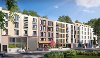 Le Port-Marly programme immobilier rénové « Evolution » en loi pinel