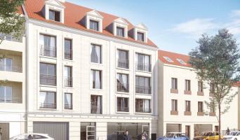 Brou-sur-Chantereine programme immobilier rénové « Les Portes de Chelles » en loi pinel