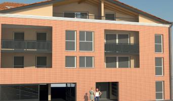 Castanet-Tolosan programme immobilier neuf « O Coeur de Ville » en Loi Pinel