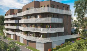 Metz programme immobilier neuf « Côté Seille »