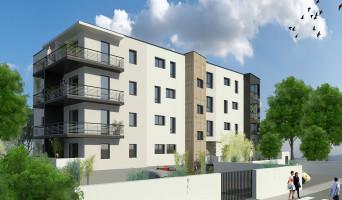 Nîmes programme immobilier neuve « Ginkgo »