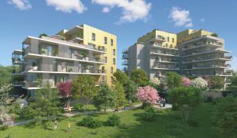 Grenoble programme immobilier rénové « Le Gaïa » en loi pinel