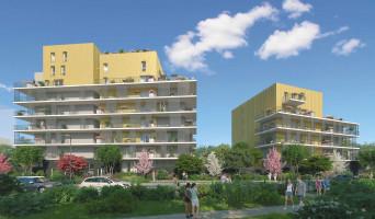 Grenoble programme immobilier neuve « Le Gaïa » en Loi Pinel  (2)