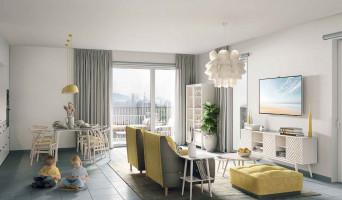 Grenoble programme immobilier neuve « Le Gaïa » en Loi Pinel  (3)