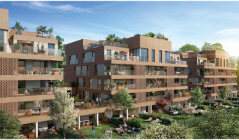 Toulouse programme immobilier rénové « Le Smart Green » en loi pinel