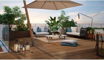 Toulouse programme immobilier neuve « Le Smart Green » en Loi Pinel  (2)