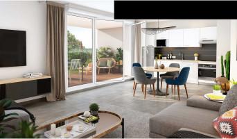 Toulouse programme immobilier neuve « Le Smart Green » en Loi Pinel  (3)