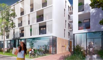 La Rochelle programme immobilier rénové « Atelier 46 » en loi pinel