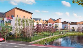 Corbeil-Essonnes programme immobilier rénové « Tempo Tranche 2 » en loi pinel