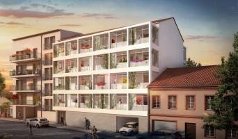 Toulouse programme immobilier rénové « Iloa » en loi pinel
