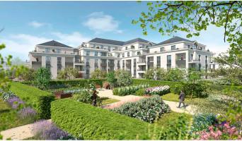 Saint-Cyr-sur-Loire programme immobilier rénové « Parc Royal » en loi pinel