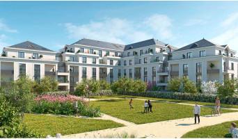 Saint-Cyr-sur-Loire programme immobilier neuve « Parc Royal » en Loi Pinel  (2)