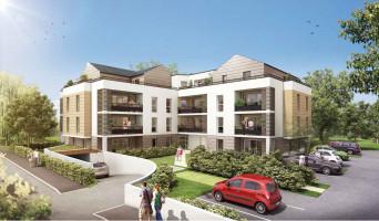 Ballan-Miré programme immobilier neuve « Bois Doré »