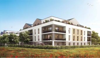 Ballan-Miré programme immobilier neuve « Bois Doré »  (2)