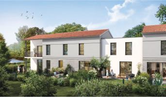 Toulouse programme immobilier neuve « Les Muses Toulouse »  (2)