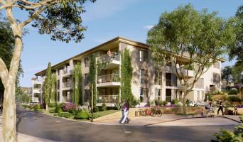 Saint-Cannat programme immobilier neuve « Cocoon Village »