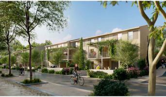 Saint-Cannat programme immobilier neuve « Cocoon Village »  (2)