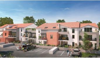 Mondonville programme immobilier rénové « Le Domaine de Candice » en loi pinel