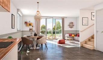 Mondonville programme immobilier neuve « Le Domaine de Candice » en Loi Pinel  (2)