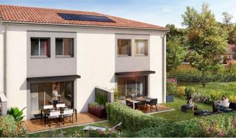 Mondonville programme immobilier neuve « Le Domaine de Candice » en Loi Pinel  (3)