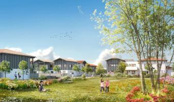 La Teste-de-Buch programme immobilier neuve « Le Parc de la Séoube Bât. 8 »