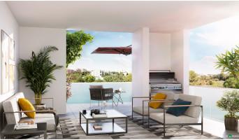 Montpellier programme immobilier neuf « Liana » en Loi Pinel