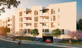 Montpellier programme immobilier neuve « Liana » en Loi Pinel  (4)