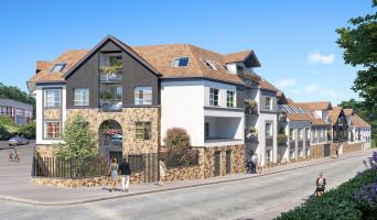 Pontault-Combault programme immobilier neuve « Les Jardins de la Fontaine Lucas » en Loi Pinel