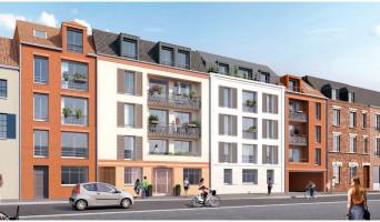 Beauvais programme immobilier rénové « L'Amalia » en loi pinel