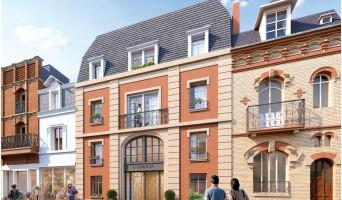 Beauvais programme immobilier neuve « L'Amalia » en Loi Pinel  (2)