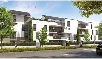 Crépy-en-Valois programme immobilier neuve « Topaze » en Loi Pinel
