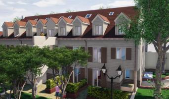 Chelles programme immobilier rénové « Bâtiment D - 10 Rue de Gournay »